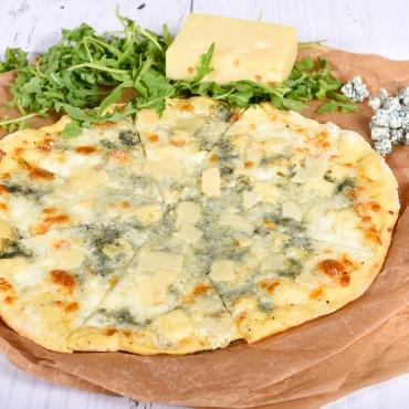 Pizza Quattro Formaggi, 450g