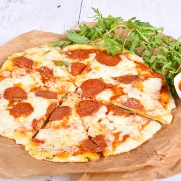 Pizza Diavola [picantă], 450g