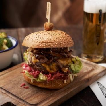 Burger Nord, 500g