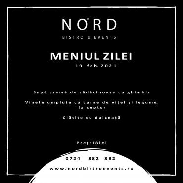 MENIUL ZILEI - Complet