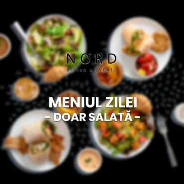 MENIUL ZILEI - Doar Salată, 100g