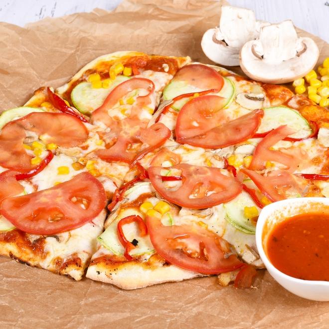 Pizza Veggie, 450g