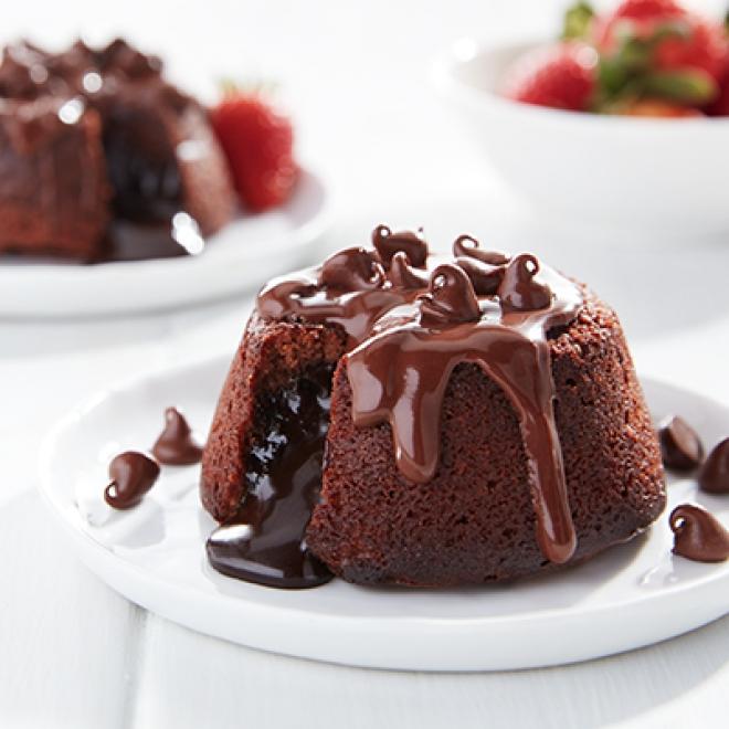 Lava cake 150g
