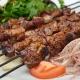 Shish kebab, 500g